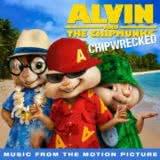 Маленькая обложка диска c музыкой из мультфильма «Элвин и бурундуки 3»