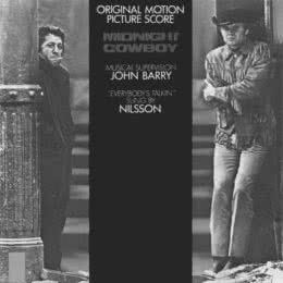 Обложка к диску с музыкой из фильма «Полуночный ковбой»