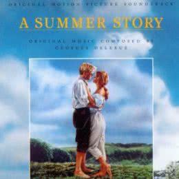 Обложка к диску с музыкой из фильма «Летняя история»