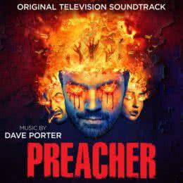 Обложка к диску с музыкой из сериала «Проповедник»