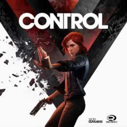 Обложка к диску с музыкой из игры «Control»