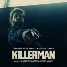 Обложка к диску с музыкой из фильма «Киллер»