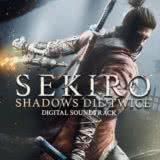Маленькая обложка диска c музыкой из игры «Sekiro: Shadows Die Twice»