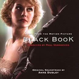 Обложка к диску с музыкой из фильма «Чёрная книга»