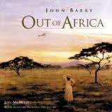 Маленькая обложка диска c музыкой из фильма «Из Африки»