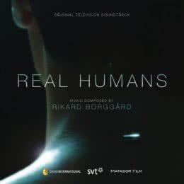 Обложка к диску с музыкой из сериала «Настоящие люди»