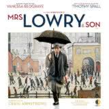 Маленькая обложка к диску с музыкой из фильма «Миссис Лаури и сын»