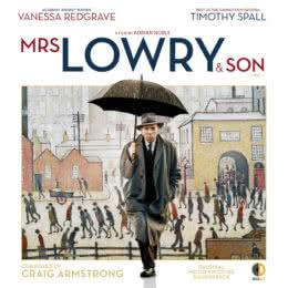 Обложка к диску с музыкой из фильма «Миссис Лаури и сын»