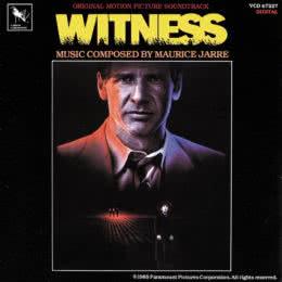 Обложка к диску с музыкой из фильма «Свидетель»