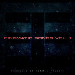 Обложка к диску с музыкой из сборника «Cinematic Songs (Vol. 1)»
