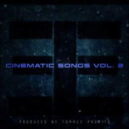 Обложка к диску с музыкой из сборника «Cinematic Songs (Vol. 2)»