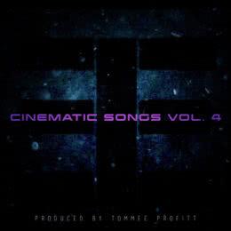 Обложка к диску с музыкой из сборника «Cinematic Songs (Vol. 4)»