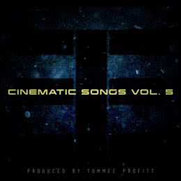Обложка к диску с музыкой из сборника «Cinematic Songs (Vol. 5)»