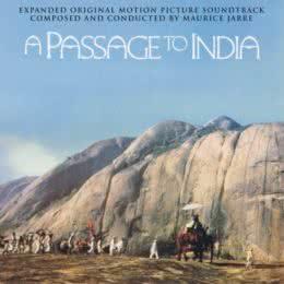Обложка к диску с музыкой из фильма «Поездка в Индию»