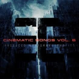 Обложка к диску с музыкой из сборника «Cinematic Songs (Vol. 6)»