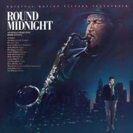 Обложка к диску с музыкой из фильма «Около полуночи»