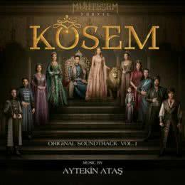 Обложка к диску с музыкой из сериала «Великолепный век. Империя Кёсем (Volume 1)»