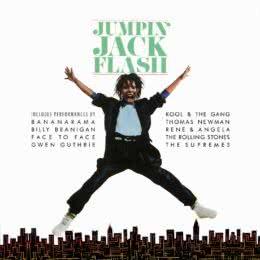 Обложка к диску с музыкой из фильма «Джек-попрыгунчик»