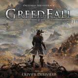 Маленькая обложка к диску с музыкой из игры «Greedfall»