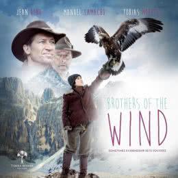 Обложка к диску с музыкой из фильма «Братья ветра»