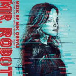 Обложка к диску с музыкой из сериала «Мистер Робот (Volume 6)»
