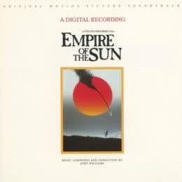 Обложка к диску с музыкой из фильма «Империя Солнца»