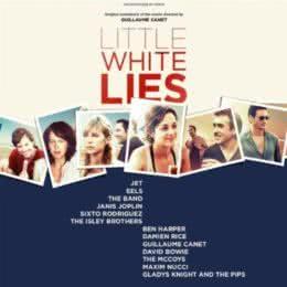 Обложка к диску с музыкой из фильма «Маленькие секреты»