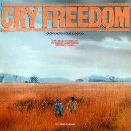 Обложка к диску с музыкой из фильма «Клич свободы»