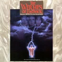 Обложка к диску с музыкой из фильма «Иствикские ведьмы»