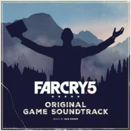 Обложка к диску с музыкой из игры «Far Cry 5»