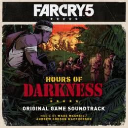 Обложка к диску с музыкой из игры «Far Cry 5: Hours of Darkness»