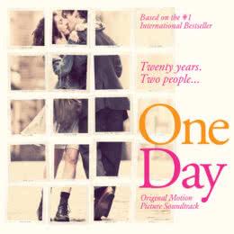 Обложка к диску с музыкой из фильма «Один день»