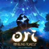 Маленькая обложка диска c музыкой из игры «Ori and the Blind Forest»