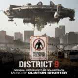 Маленькая обложка диска c музыкой из фильма «Район №9»