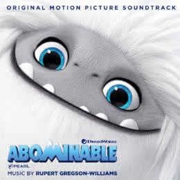 Обложка к диску с музыкой из мультфильма «Эверест»