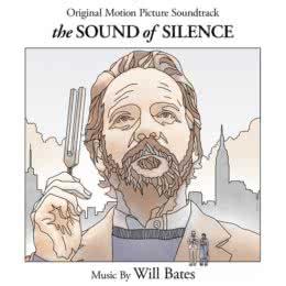 Обложка к диску с музыкой из фильма «Звук тишины»