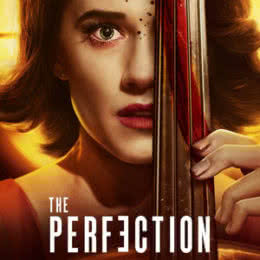 Обложка к диску с музыкой из фильма «Совершенство»
