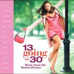 Обложка к диску с музыкой из фильма «Из 13 в 30»