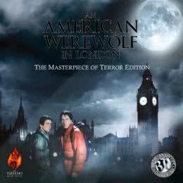 Обложка к диску с музыкой из фильма «Американский оборотень в Лондоне»