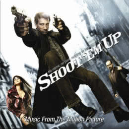 Обложка к диску с музыкой из фильма «Пристрели их»
