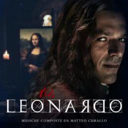 Обложка к диску с музыкой из фильма «Леонардо да Винчи. Неизведанные миры»