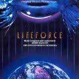 Маленькая обложка диска c музыкой из фильма «Жизненная сила»