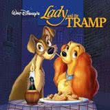 Маленькая обложка диска c музыкой из мультфильма «Леди и Бродяга»