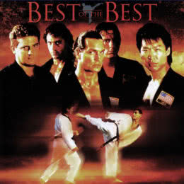 Обложка к диску с музыкой из фильма «Лучшие из лучших»