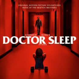 Обложка к диску с музыкой из фильма «Доктор Сон»