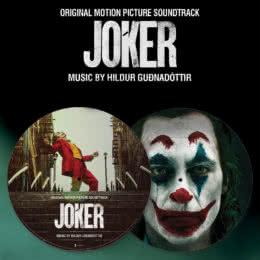 Обложка к диску с музыкой из фильма «Джокер (расширенная версия)»