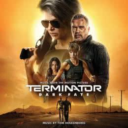 Обложка к диску с музыкой из фильма «Терминатор: Тёмные судьбы»