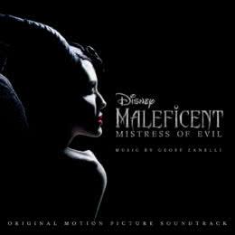 Обложка к диску с музыкой из фильма «Малефисента: Владычица тьмы»
