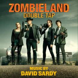 Обложка к диску с музыкой из фильма «Zомбилэнд: Контрольный выстрел»