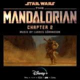 Маленькая обложка диска c музыкой из сериала «Мандалорец (Chapter 2)»